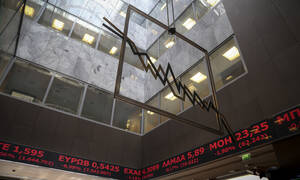 Athens Stock Exchange: Rise
