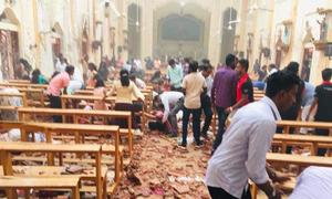 Σρι Λάνκα: Οι επιθέσεις πραγματοποιήθηκαν «σε αντίποινα για το Κράισττσερτς» στη Νέα Ζηλανδία
