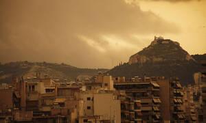 До конца недели в Афинах будет пасмурно
