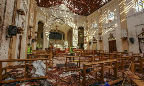 Το Ισλαμικό Κράτος ανέλαβε την ευθύνη για το μακελειό στην Σρι Λάνκα