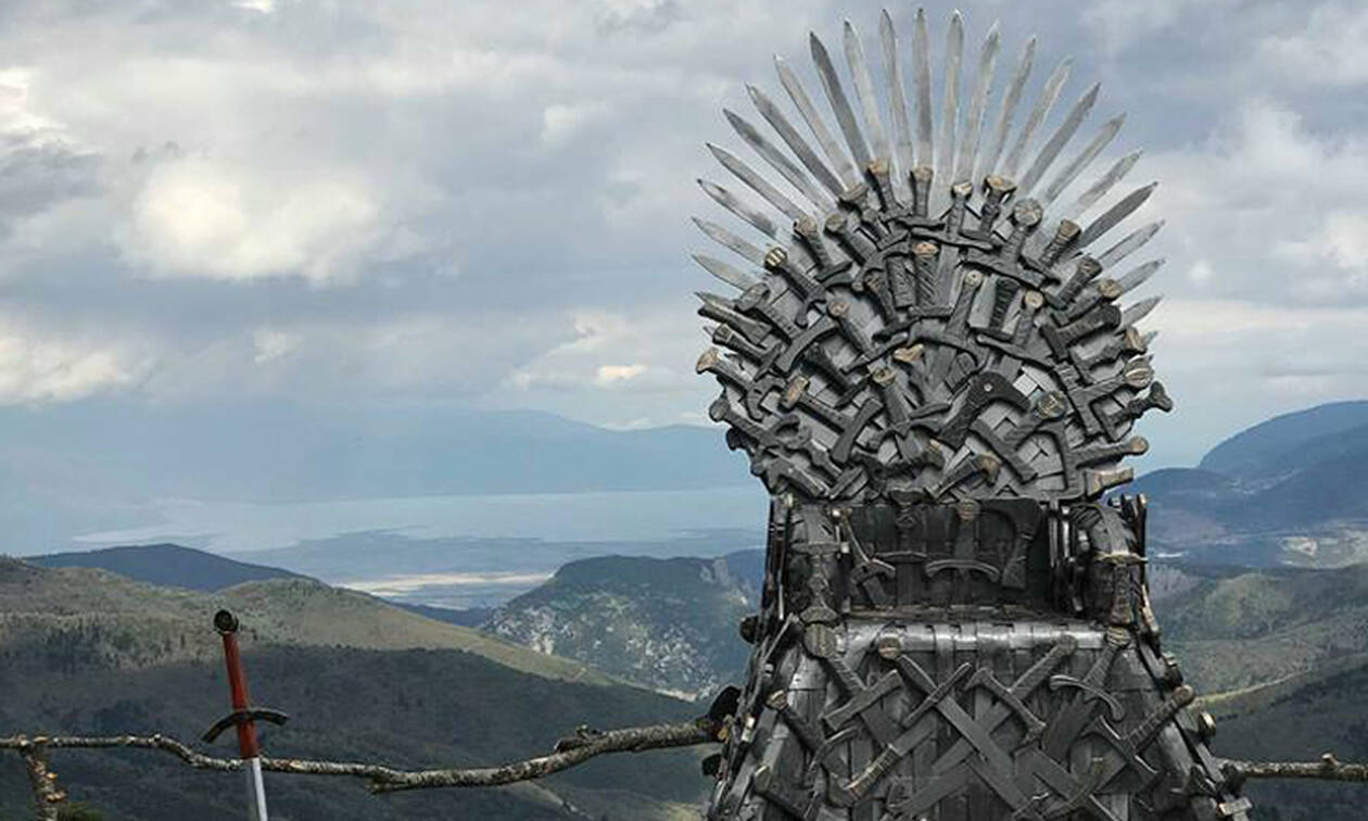 Game of Thrones: Ο «Σιδερένιος Θρόνος» του Westeros βρίσκεται... στην Παύλιανη (pics)