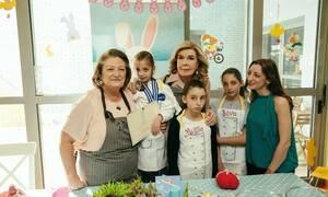 Πασχαλινή γιορτή στην Ογκολογική Μονάδα Παίδων «Μαριάννα Β. Βαρδινογιάννη – ΕΛΠΙΔΑ» (pics)