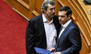 Πολιτικές εξελίξεις σε τεταμένο κλίμα με την υπογραφή Πολάκη