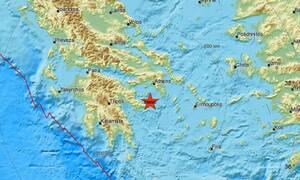 Σεισμός ΤΩΡΑ κοντά στον Πόρο - Αισθητός σε αρκετές περιοχές