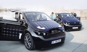 Στη Σουηδία θα κατασκευαστεί το πρώτο ηλιακό όχημα μαζικής παραγωγής (pics+vid)