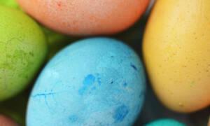 Η σημασία των χρωμάτων του Πάσχα