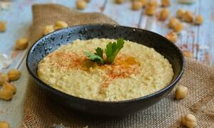 Η συνταγή της ημέρας: Χούμους από ρεβίθια