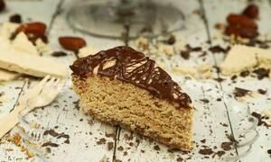 Λαχταριστή συνταγή για vegan τούρτα με χαλβά