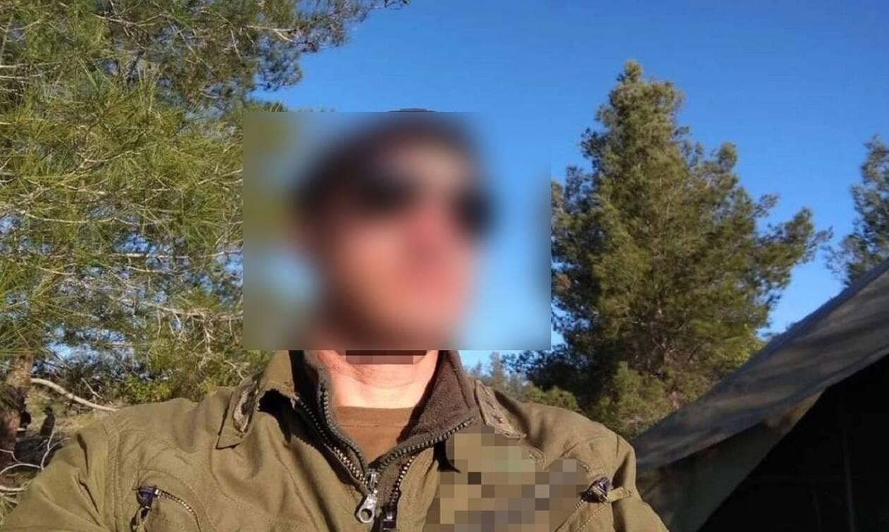 Φωτογραφία - ντοκουμέντο: Ο serial killer χαμογελάει μετά τη δολοφονία