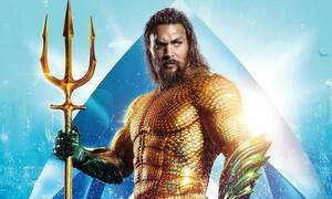 Ο επιβλητικός Τζέισον Μομόα έρχεται στο Vodafone TV ως Aquaman
