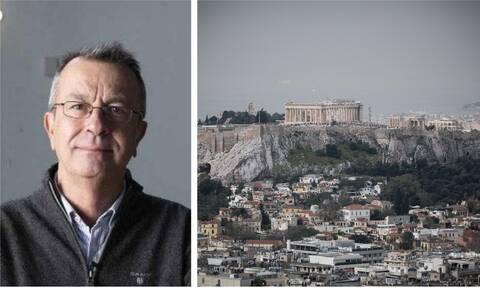 Καιρός - Λαγουβάρδος στο Newsbomb.gr: Θέλει προσοχή μέχρι το Σάββατο – Η σκόνη «πνίγει» τη χώρα
