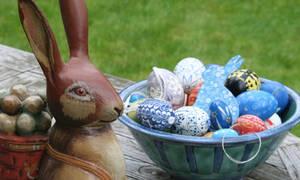 25 τρόποι να διακοσμήσεις τα πασχαλινά αυγά σου