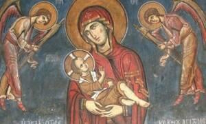 Γιατί ο Χριστός σε σπάνια αγιογραφία φορά σκουλαρίκι; (photo)