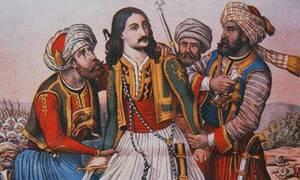 Όταν ο Αθανάσιος Διάκος έπεσε στα χέρια των Τούρκων