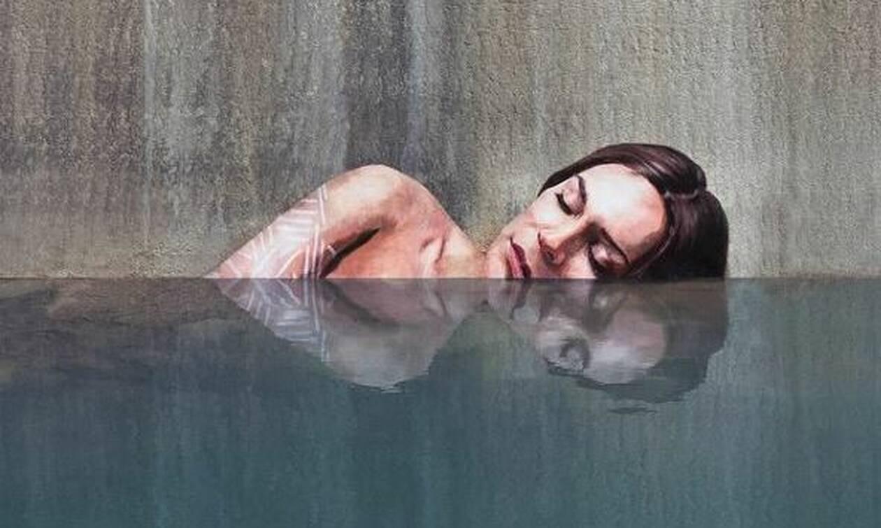Τέχνη με καμβά τη φύση: Έργα τέχνης στο βυθό του ωκεανού, σε καταρράκτες και παγόβουνα (pics)
