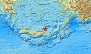 Σεισμός ΤΩΡΑ στην Ανατολική Κρήτη - Αισθητός στο Λασίθι