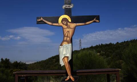 Μεγάλη Πέμπτη: «Σήμερον κρεμάται επί ξύλου ο εν ύδασι την γην κρεμάσας»