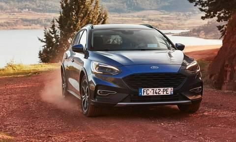 Ford Focus: Διαθέσιμο και ως πιο off road Active με 1.500 κ.εκ., 150 ίππους - Από 21.393 ευρώ