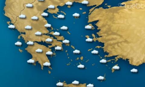 Καιρός Πάσχα 2019: Με τι καιρικές συνθήκες θα γίνει η έξοδος των εκδρομέων (video)