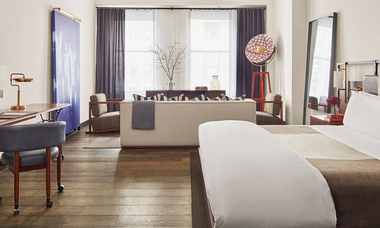 Σουίτα ξενοδοχείου στη Ν.Υόρκη είναι διακοσμημένη σύμφωνα με το Game of Thrones