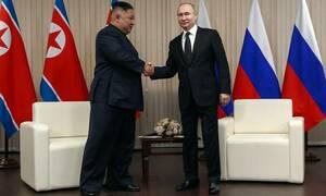 Ким Чен Ын надеется на продолжение конструктивного и полезного диалога с Путиным