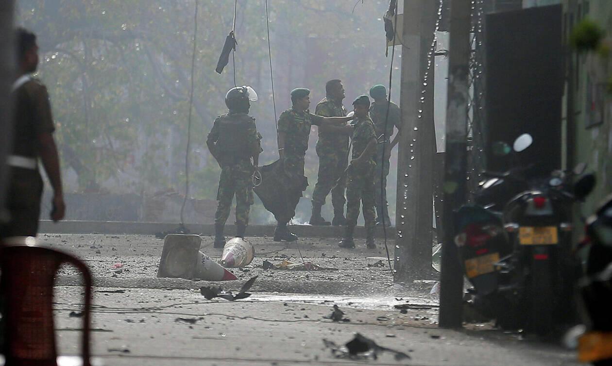 Взрывы на Шри-Ланке На Шри-Ланке прогремел новый взрыв