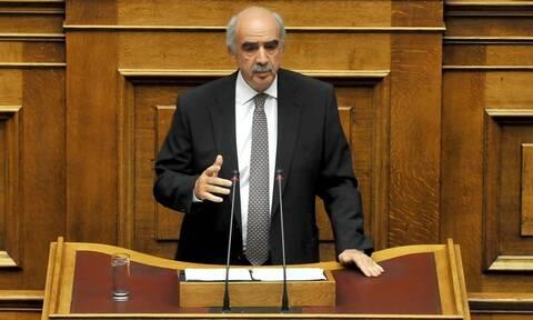 Εκλογές 2019: Παραιτήθηκε από βουλευτής ο Βαγγέλης Μεϊμαράκης