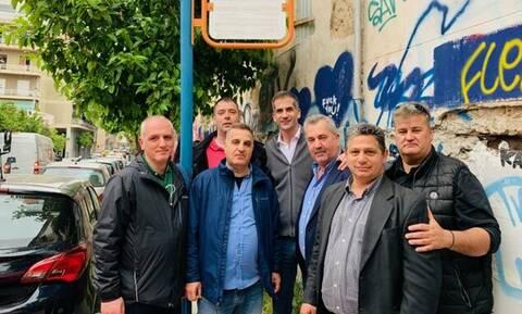 Δημοτικές εκλογές 2019 - Μπακογιάννης: Συνάντηση με εκπροσώπους του ΟΑΣΑ