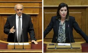 Εκλογές 2019: Παιραιτήθηκαν από βουλευτές Μεϊμαράκης και Ασημακοπούλου