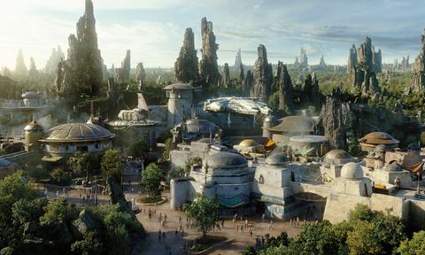 Star Wars: Πλησιάζει η πρεμιέρα του εξωπραγματικού θεματικού πάρκου Galaxy's Edge - Δείτε το βίντεο
