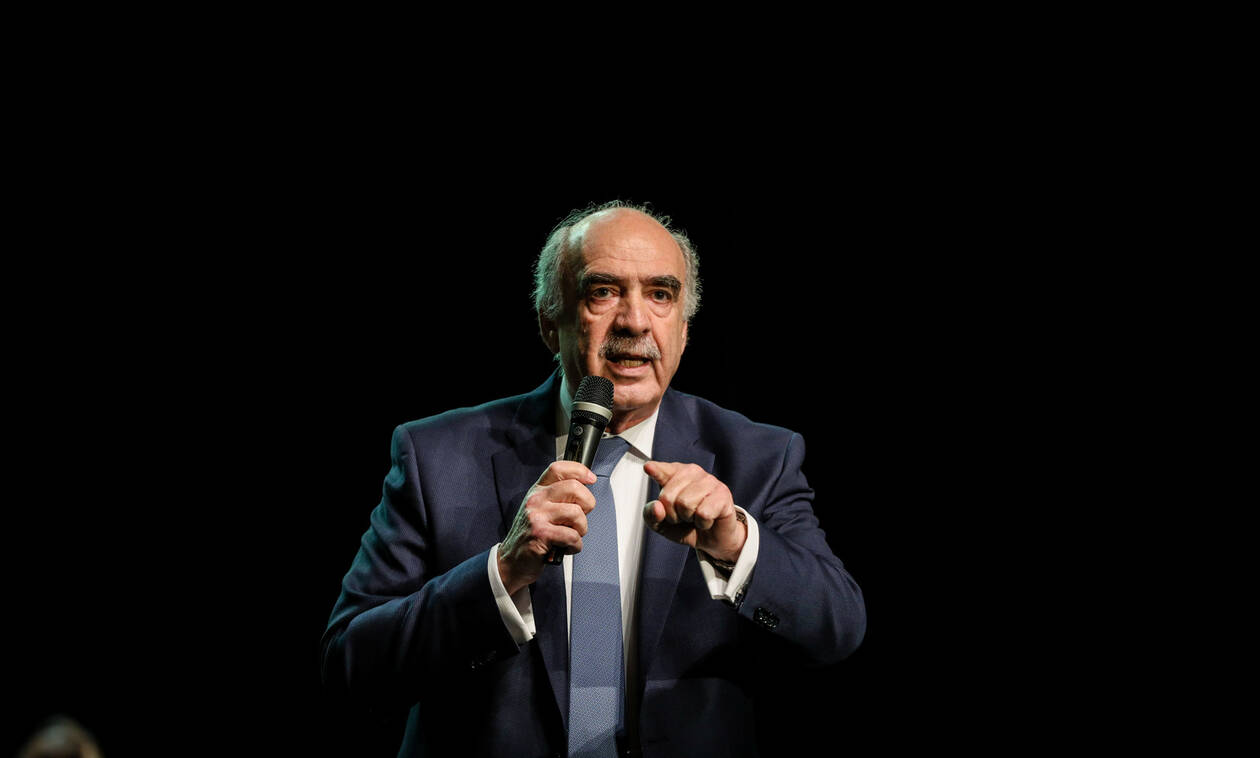 ND's Meimarakis, MEP candidate, gives up his seat in Greek parliament