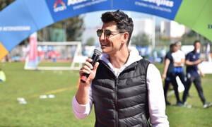 O Σάκης Ρουβάς έκανε την πιο τρυφερή ''εξομολόγηση'' στην Κάτια του