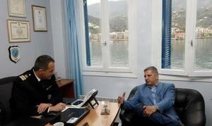 Περιφερειακές εκλογές 2019 - Πατούλης: Τα νησιά του Αργοσαρωνικού έχουν προοπτικές ανάπτυξης