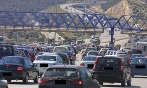 Πάσχα 2019: Κορυφώνεται η έξοδος των εκδρομέων - Αυξημένη κίνηση σε εθνικές οδούς