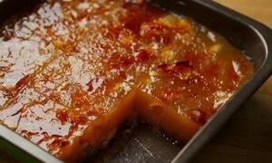 Η συνταγή της ημέρας: Χαλβάς Φαρσάλων