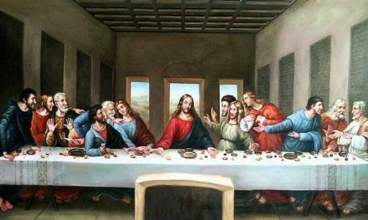 Ο «Μυστικός Δείπνος» του Ντα Βίντσι: Χρειάστηκαν επτά χρόνια για να ολοκληρωθεί το έργο