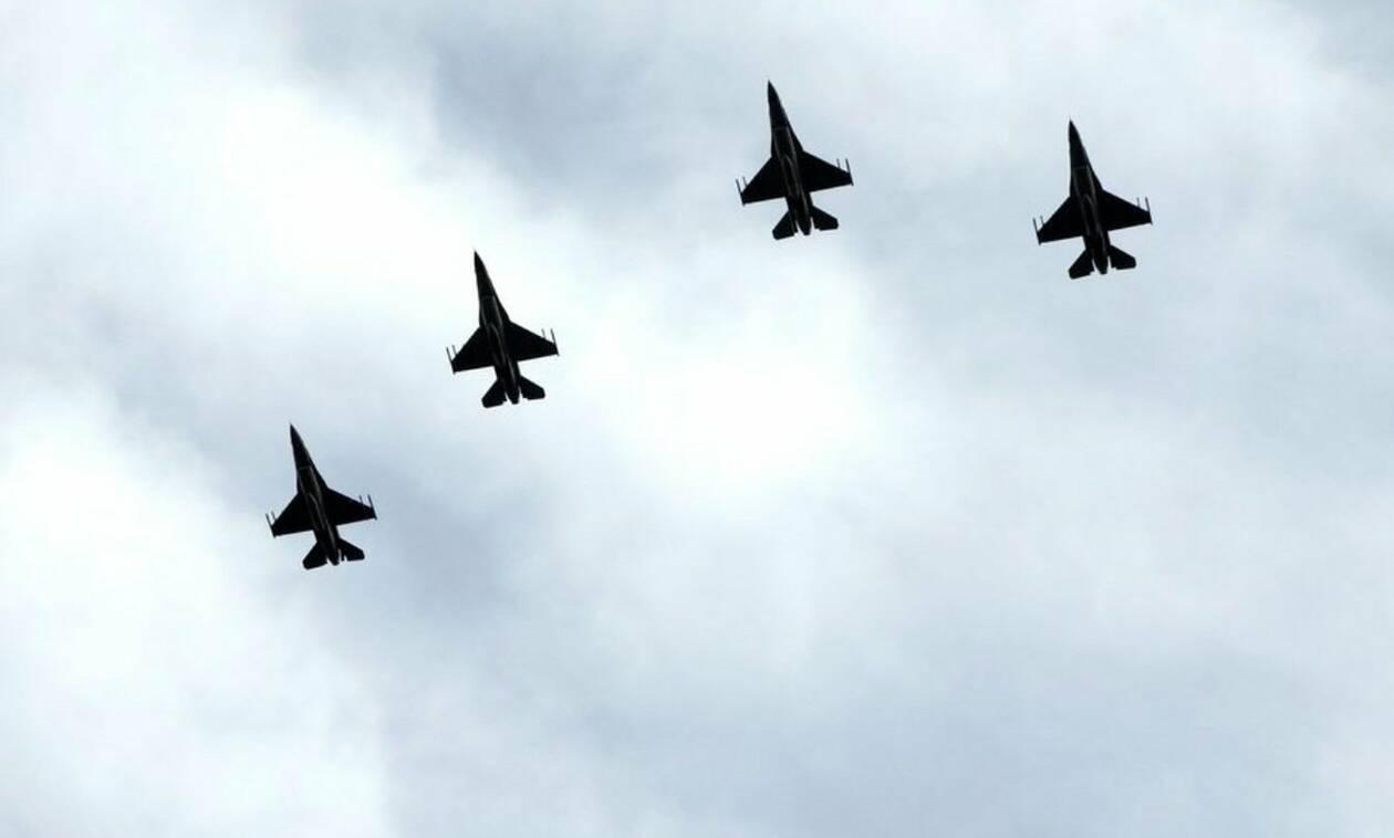 Προκαλούν και τη Μεγάλη Εβδομάδα οι Τούρκοι: «Μπαράζ» παραβιάσεων και αερομαχίες στο Αιγαίο