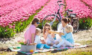 Οικογενειακές στιγμές: Τριήμερα μαζί με τα παιδιά