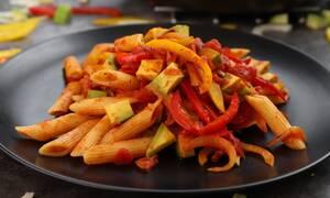 Η συνταγή της ημέρας: Πένες με αβοκάντο