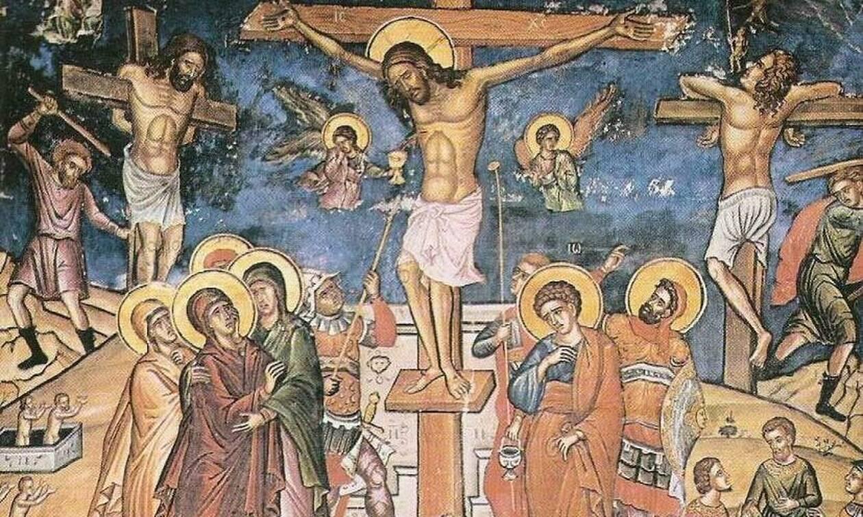 Τα τελευταία λόγια του Ιησού πάνω στο Σταυρό