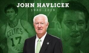 Πενθεί το παγκόσμιο μπάσκετ: Πέθανε ο Τζον Χάβλιτσεκ