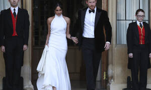 Ακόμα ένας βασιλικός γάμος στο ίδιο μέρος που παντρεύτηκε ο πρίγκιπας Harry και ξέρουμε καλά τη νύφη