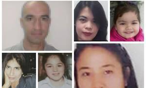 Τις έπνιγε και τις έβαζε σε βαλίτσες - Αυτά είναι τα θύματα του λοχαγού serial killer της Κύπρου
