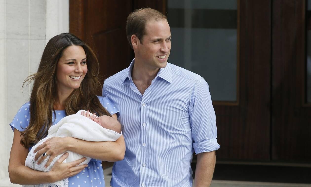 Όταν τα βασιλικά μωρά κλέβουν την παράσταση - Δείτε τις φωτογραφίες