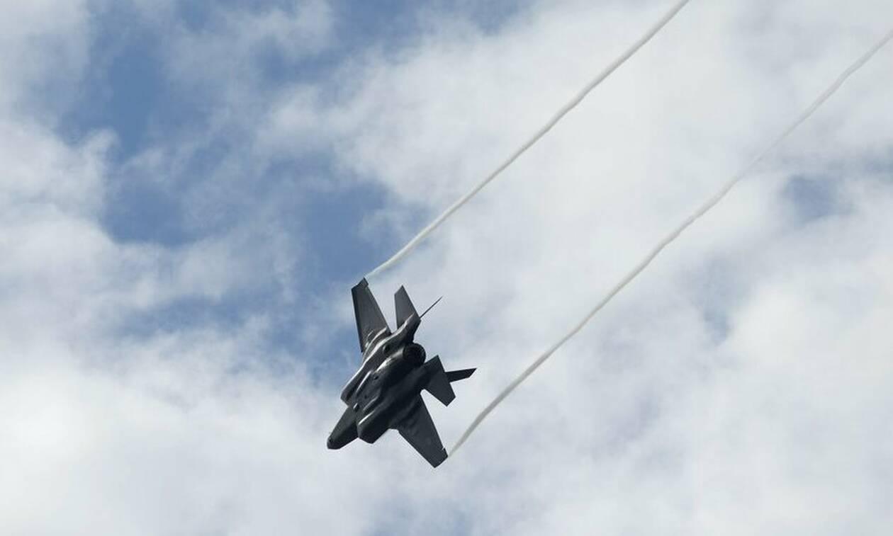 Θρίλερ με τη συντριβή αμερικανικού F-35 A ανοιχτά της Ιαπωνίας - Αγνοείται ο πιλότος