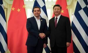 Τσίπρας: Το λιμάνι του Πειραιά μετεξελίσσεται σε παγκόσμια πύλη προς την Ευρώπη