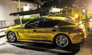 Η γερμανική αστυνομία κατέσχεσε αυτοκίνητο λόγω χρώματος! (pics)
