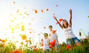 Πρωτομαγιά: Πάρκα στην Αθήνα για να «πιάσετε» τον Μάη