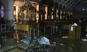 Μακελειό στη Σρι Λάνκα: Βίντεο - σοκ από τη στιγμή της έκρηξης σε ξενοδοχείο