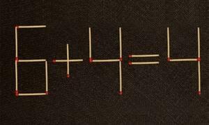 Μόνο το 8% των ανθρώπων μπορεί να λύσει την εξίσωση! Εσείς μπορείτε; (pics)